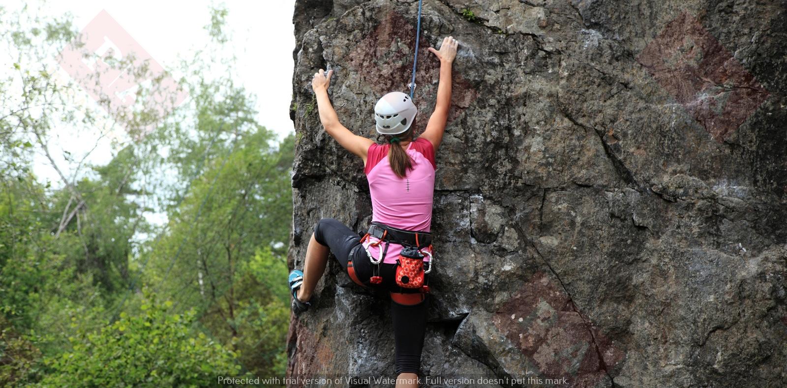 dây đai leo núi HC- 4501