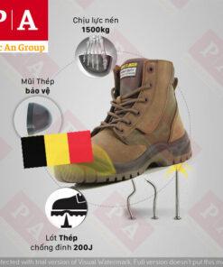 giày bảo hộ jogger rush S3 SRC (1)
