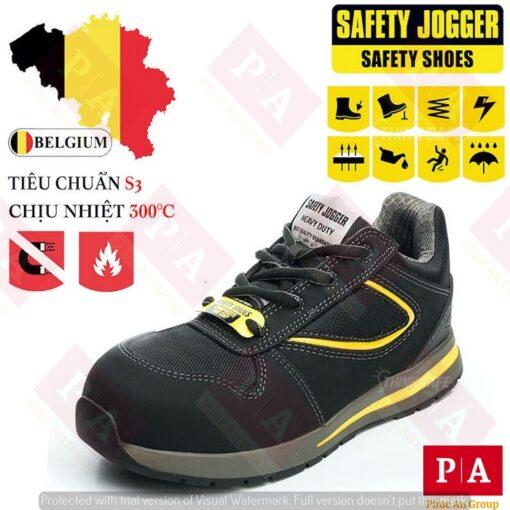 giày bảo hộ cách nhiệt jogger